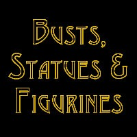 Busts, Statues and Figurines