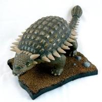 Ankylosaurus Model