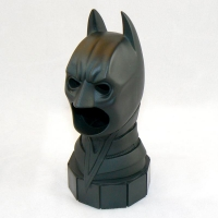 Batman cowl from THE DARK KNIGHT
