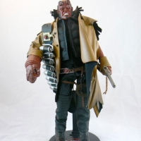 """Hellboy (Final Scene) by Sideshow Toys 12"""" Figure from HELLBOY"""