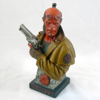Hellboy from the movie, HELLBOY