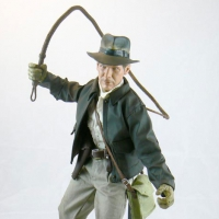 """Indiana Jones by Sideshow Toys 12"""" Figure from INDIANA JONES AND THE RAIDERS OF THE LOST ARK"""