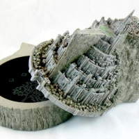 Minas Tirith (Jewelry Box) from THE LORD OF THE RINGS
