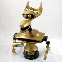 Crow T. Robot from MYSTERY SCIENCE THEATER 3000