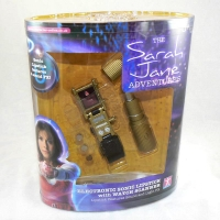 Sarah Jane's Sonic Lipstick and Watch Scanner