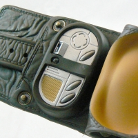 Captain Jack Harkness' Vortex Manipulator (detail)
