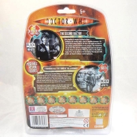 The 2nd Doctor & Cyberman (Black & White Version) - ComicCon 2009 Exclusive Figure Set