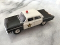 Johnny Lightning - The Andy Griffith Show Sheriff's Car (1998)