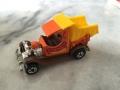 """Hot Wheels - """"A"""" Truck-N Dumptruck (1977)"""
