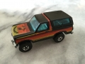 Hot Wheels - Ford Bronco (1980)