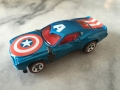 Hot Wheels - MARVEL - Captain America