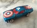 Hot Wheels - MARVEL - Captain America