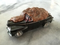 Hot Wheels Retro Entertainment - Ford Super Deluxe with Manure (Back to the Future)