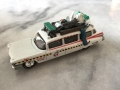 Hot Wheels Retro Entertainment - Ecto 1A (Ghostbusters 2)
