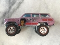 Hot Wheels - Star Trek Jeep Wagoneer