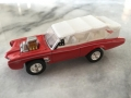 Johnny Lightning - Pontiac GTO Monkeemobile (The Monkees)