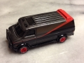 Hot Wheels Retro Entertainment - Custom GMC Panel Van (A-Team)