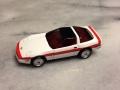Hot Wheels Retro Entertainment - '80s Corvette [Face's Vette] (A-Team)
