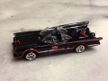 Hot Wheels Retro Entertainment - Classic 1966 TV Series BATMOBILE (Batman)