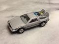 Hot Wheels Retro Entertainment - Back To The Future DeLorean Time Machine (Back To The Future)