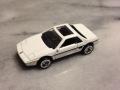 Hot Wheels Retro Entertainment - '84 Pontiac Fiero [Jeanie's car] (Ferris Bueller's Day Off)