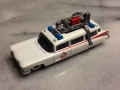 Hot Wheels Retro Entertainment - Ecto 1 (Ghostbusters)