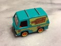 Hot Wheels Retro Entertainment - Mystery Machine (Scooby Doo)