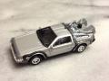 Jonny Lightning 1998 Back To The Future DeLorean Time Machine