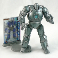"Iron Monger Armor from IRON MAN 2 Movie 4"" Figure Line"