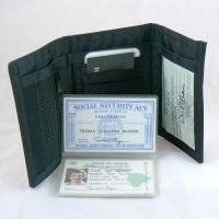 Thomas Magnum's Wallet (contents)