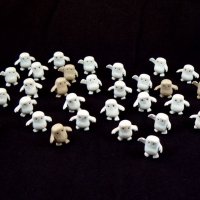 """Baby Adipose from """"Partners in Crime"""" (2008) includes both 'flapping' and 'waving' adipose figures"""
