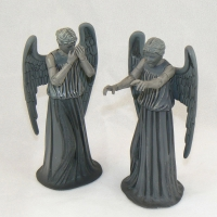 "Weeping Angel and Screaming Angel from ""Blink"" (2007)"