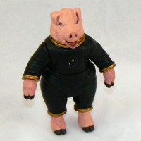 "Space Pig from ""Aliens of London"" (2005)"