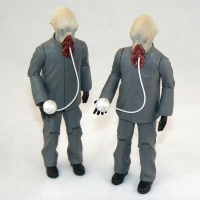 "Ood from ""The Impossible Planet"" and ""The Satan Pit"" (2006)"