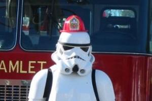 Star Wars Stormtrooper - TK-4950