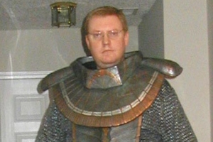 Stargate SG-1 Jaffa Warrior