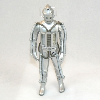 "Cyberman from ""Tomb of the Cybermen"" (1967)"
