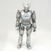 Cyberman (open fist version) from the 2006 series (multiple episodes)