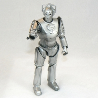 Cyberman (gun arm version) from the 2006 series (multiple episodes)