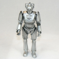 Cyberman (closed fist version) from the 2006 series (multiple episodes)