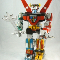 Voltron - Lion Force Classic Figure Set