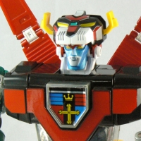 Voltron - Lion Force Classic Figure Set (detail)